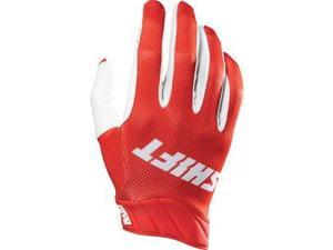 Shift Raid 2016 MX/Offroad Glove Red/White 2XL