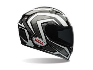 Bell Qualifier Machine Helmet White/Black LG