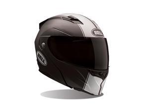 Bell Revolver Evo Rally Helmet Matte Black/White LG