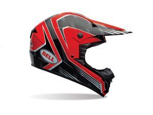 Bell SX-1 Race Men's Helmet Red MD
