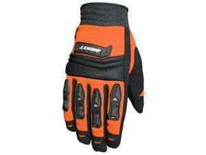 Joe Rocket Velocity Gloves Orange/Black LG