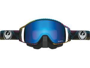 Dragon NFX2 Snowmobile Goggles Blur/Blue/Black