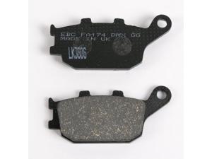 EBC Organic Brake Pads Rear Fits 04-12 Honda VTX1300C