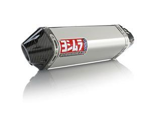 Yoshimura TRC Tri-Oval Full Exhaust System Carbon Tip/Stainless (1395076)