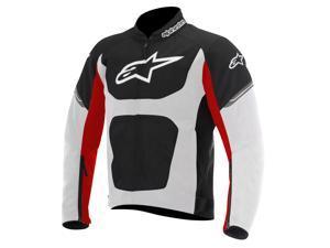 Alpinestars Viper Air Mens Textile Jacket Black/White/Red LG