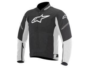 Alpinestars Viper Air Mens Textile Jacket Black/White MD
