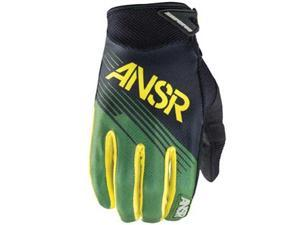 Answer Syncron 2015 Youth MX Offroad Gloves Forest Green XL