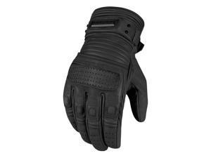 Icon 1000 Beltway Gloves Black MD