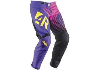 Answer Syncron 2015 Youth Girls MX Offroad Pant Pink/Purple 26