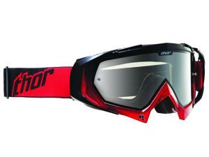 Thor Hero 2013 MX/Offroad Goggles Red/Black