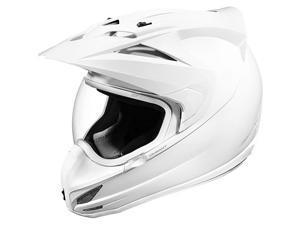 Icon Variant Solid Helmet White SM