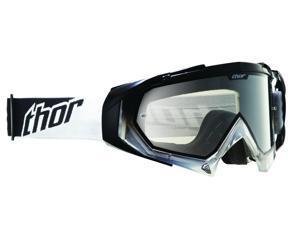 Thor Hero 2013 MX/Offroad Goggles Black/Transparent OS