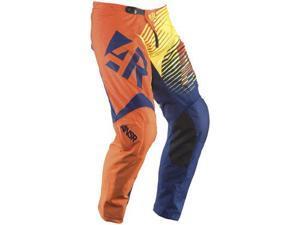 Answer Syncron 2015 Youth MX Offroad Pant Orange/Yellow 18