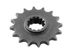 Sunstar Steel Front Sprocket 14 Tooth Fits 08-12 Kawasaki KLE650A Versys