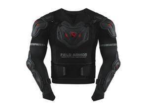 Icon Stryker Rig Body Armor Black MD/LG