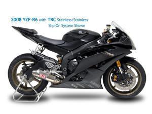 Yoshimura TRC Slip-On Muffler Stainless Fits 06-09 Yamaha FZ1