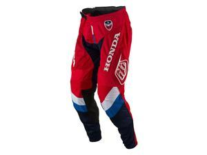Troy Lee Designs SE Air Corsa Honda Mens MX/Offroad Pants Red/White/Blue/Black 28