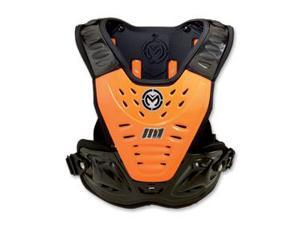 Moose M1 2012 MX Roost Guard Shield Stealth Adult