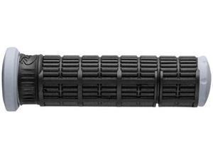 MSR ATV Half Waffle Grips Black/Gray (VLG-1160-1D2GB)