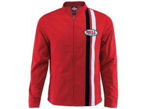 Bell Rossi Mens Casual Jacket  Red SM
