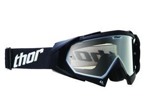 Thor Hero 2013 MX/Offroad Goggles Flat Black OS