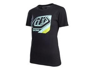 Troy Lee Designs Precision 2016 Womens Crew Shirt Black XL