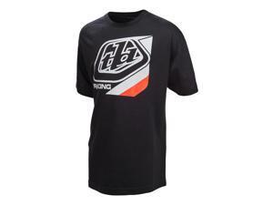 Troy Lee Designs Precision 2016 Youth Boys Short Sleeve T-Shirt Black SM