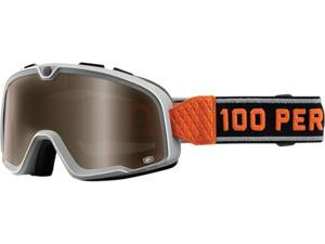 100% Barstow Legend 2016 Mens MX/Offroad Goggles Bowery/Bronze/Black/Orange OS