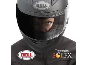 Bell Star/RS-1/Vortex/Revolver Evo/Qualifier Transitions Photochromic Shield Clear/Smoke