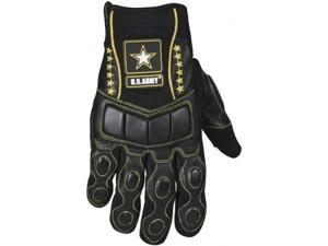 Power Trip US Army Tactical Gloves Black LG