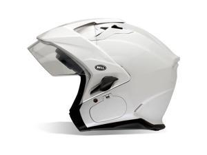 Bell Mag-9 Sena Solid Helmet Pearl White SM