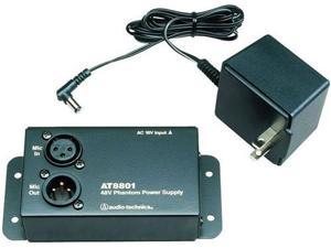 Audio-Technica AT8801 Single Channel Phantom Power Adapter