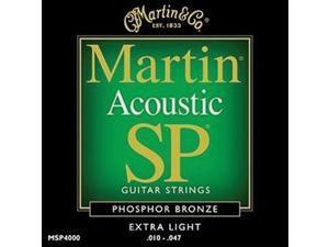Martin MSP4000 PB XL Strings