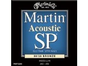 Martin MSP3200 80/20 Ac Strings