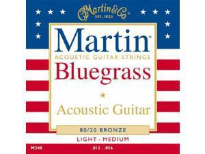 Martin M240 Bluegrass Acoustic