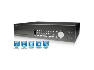 16CH Eagle Eyes H264 CCTV StandAlone DVR System Support Mobile 1TB DVDRW Loop-Out