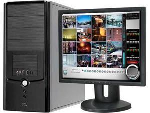 Eyemax 9120 Based IP Hybrid DVR Support Upto 4 IP-Mega Pixel Cameras