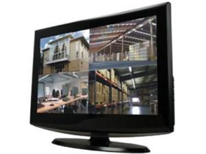 """4ch CCTV DVR H264 Real-Time 19"""" Built-in Monitor 320G"""