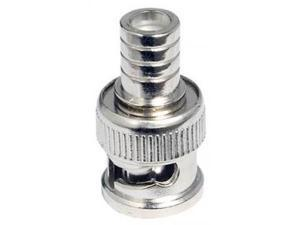 1 RG59 to 1 BNC Male Crimp-On Connector