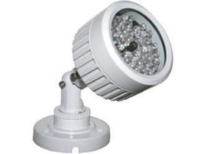 CCTV IR ILLUMINATORS 48 PCS. IR LEDS UPTO 130FT DISTANCE