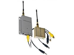 1.2Ghz Wireless Video & Audio Transmitter and Receiver