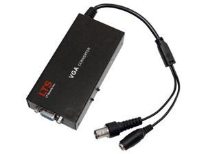 BNC to VGA Converter Single Output