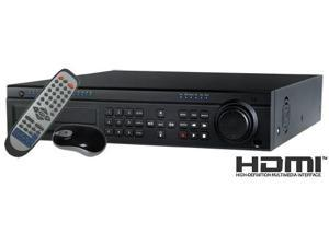 32CH H264 Standalone DVR System with 2TB DVDRW HDMI Support 3G