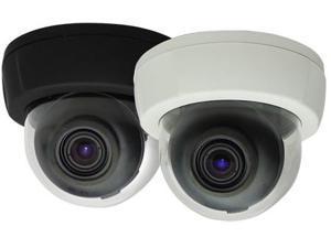 700 TV Lines 2.8 ~ 12mm Vari-Focal Lens Super Low Lux Color WDR Dome Camera ( Black, 12V DC )