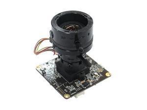 Computar Ganz High Quality CCTV Camera Lens DMB712-V312A 600 TVL True Day/Night Board Camera w/ 3.3-12mm Auto-iris Varifocal Lens
