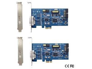 Genuine geovision GV-800B-32 32ch DVR card - 240fps v8.5 software 64 bit Windows 7 support