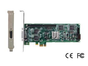 GeoVision H.264 Hardware Compression 16ch DVR Card, 480 FPS @ D1, 8.5 Software