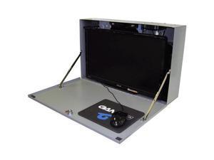 GANZ Covert Wall Mount NVR (8 Ch Embedded NVR 2TB HDD)