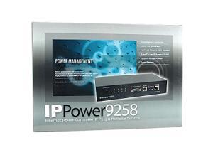IP Power 9258T 4-Outlet Network AC Power Controller