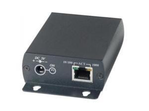 Ethernet Data Signal Extender repeater BL SR01 over Cat 5 Cable Additional Range upto 390Feet